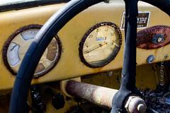 17001 (Kat.Shanahan) Tags: katshanahan canon car dashboard vehicle yellow steeringwheel automobile