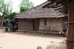 Village Hut (krazzypix) Tags: hut village india