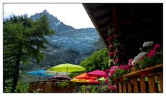 Au chalet des Bossons (myvalleylil1) Tags: france alpes montagne mountain hautesavoie chamonix montblanc