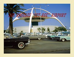 Los Angeles International Airport - LAX (gpholtz) Tags: diorama miniatures 118 diecast 1959 pontiac bonneville oldsmobile 98