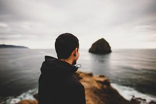 ocean stare