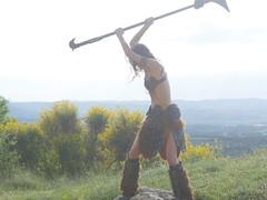Shooting Skyrim - Ruines d'Allan -2017-06-03- P2090759 (styeb) Tags: shoot shooting skyrim allan ruine village drome montelimar 2017 juin 06 cosplay