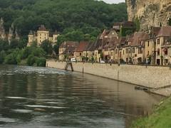 La Roque-Gageac (djpalmer1953) Tags: rivers dordogne france architecture la roquegageac