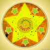 Superstar Records (Linda Sue Kocsis) Tags: record album lp vinyl wax slab color colored 180 gram vintage antique composite collage music photograph photography photo back lit backlit backlighting backlight light soundtrack movie motion picture cover 33 rpm star marble marbled splatter tortoise brown green yellow gold colorful