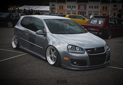 WSEE TOUR 2017 (JAYJOE.MEDIA) Tags: vw golf mk5 gti volkswagen low lower lowered lowlife stance stanced bagged airride static slammed wheelwhore fitment ozwheels ozmito