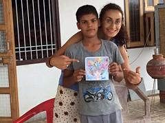 Bénévole en inde - GlobAlong (infoglobalong) Tags: inde visite tajmahal excursions enfants garçons orphelinat jaipur activités enseignement jeux bénévoles international volontaire humanitaire