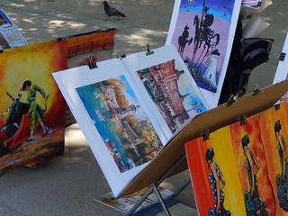 Pinturas y frescos