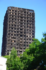 Grenfell Tower (Ben Sutherland) Tags: grenfell grenfelltower fire latimerroad grenfellfire londonfire towerblockfire westlondon london londontowerblockfire kensingtonandchelsea tragedy