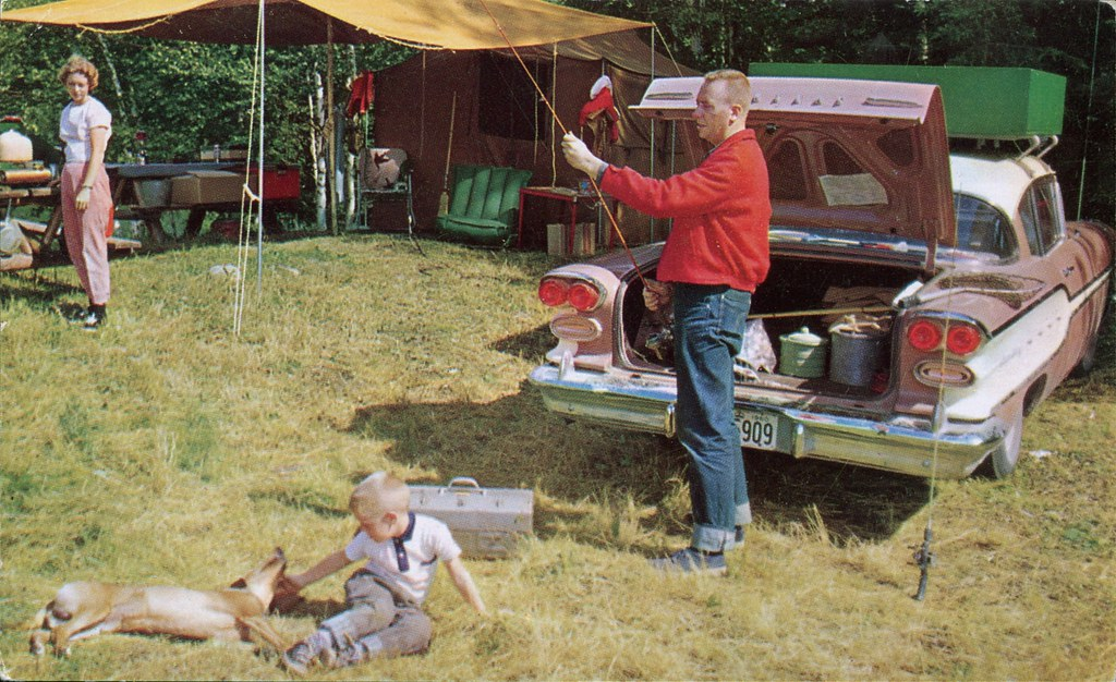 The World's newest photos of 60s and camping - Flickr Hive Mind