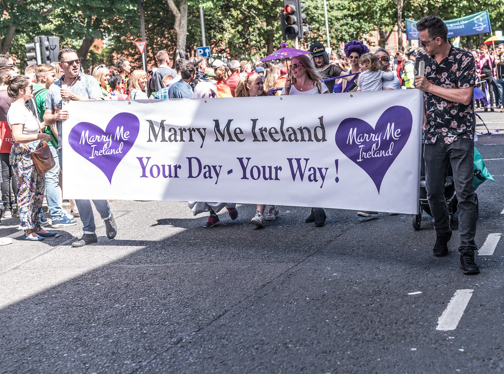 LGBTQ+ PRIDE PARADE 2017 [ON THE WAY FROM STEPHENS GREEN TO SMITHFIELD]-130045