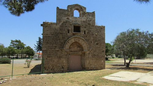 Tanners' mosque, Famagusta