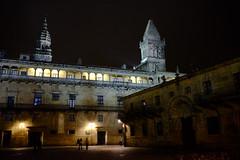 FXT15763 (Enrique Romero G) Tags: santiagodecompostela galicia nocturna night plaza obradoiro fujitx1 fujinon23mmf2 spain