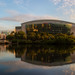 Amalie Arena and Surroundings Wide Pano