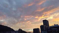 e vai chover? (luyunes) Tags: céu manhã dia nascerdosol outono motoz luciayunes