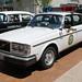 Falls Church Virginia Police Volvo