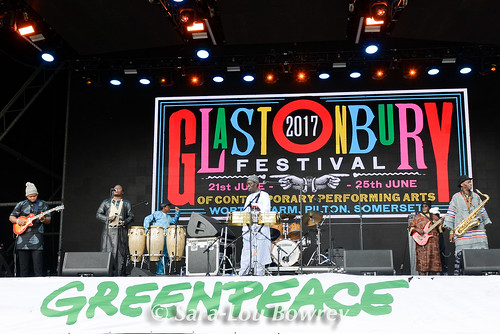 Orchestra Baobab Glastonbury 2017