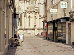 Green St, Bath, England (whooshbang) Tags: mamiya 645 super sekor c 80mm kodak ektar 100 1500sec f8 bath england film photography ektar100 street medium format camera 6x45cm green 2017