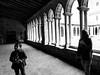 Collégiale de Saint-Émilion (Alfred Jensen) Tags: efs1022mmf3545usm canoneos80d saintemilion bordelais gironde voyage tourisme noiretblanc blackandwhite