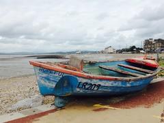 Always Hopeful (Kaynot Photography) Tags: hopeful boat seaside morecambe abandoned