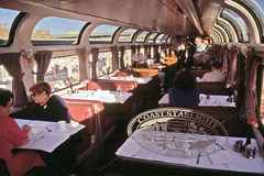 Inside the Pacific Parlour Car (craigsanders429) Tags: amtrak amtraktrains amtrakspacificparlourcar amtrakscoaststarlight aboardamtrak passengertrains passengercars