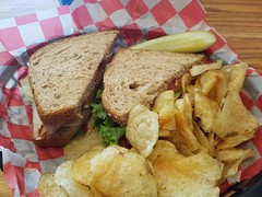 Flagman Turkey Club (zodia81) Tags: hinton wv westvirginia themarket themarketoncourthousesquare goodfood yum sandwiches
