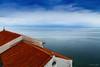 Il mare sopra i tetti