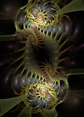 SEC #57 (bloorose-thanks 4 all the faves!!) Tags: apophysis apo fractal flame sphere eyefish cylinder plugins digital art abstract