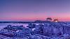 Soirée sur la côte Bretonne - Evening on the Breton coast - (Shoot Enraw) Tags: vacances france rochers aude nature lecroisic couchersoleil bretagne poselongue 18200mmf3556 mer