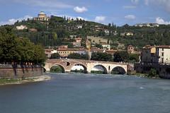 Verona (vastanogiovanni) Tags: fiumi ponti verona veneto vacanze 2010