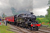East Somerset Raiway 41313 (ROPERUNNER) Tags: 41313 ivatt eastsomersetrailway steamtrain