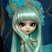 Pullip Alura in turquoise