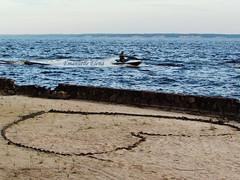 Coração (emanuellelena) Tags: praia coração areia pontanegra rionegro manaus amazonas brasil brazil