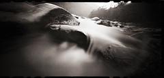 Cheat River Mystery Shot (DRCPhoto) Tags: zeroimage612b pinhole lenslessphotography cheatriver westvirginia