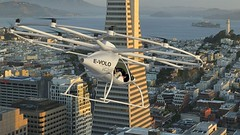 Дубаи воведува летечко такси (automedia_mk) Tags: evolo volocopter дубаи летечкотакси мултикоптер патничкидрон