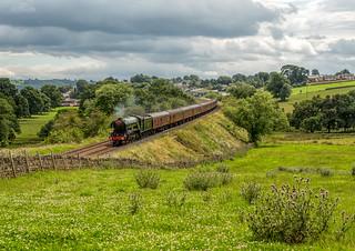 The Waverley Railtour 10-7-2017