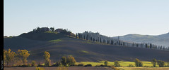 Tuscany landscape... (Felip Prats) Tags: tuscany toscana siena italy italia itàlia landscape paisatge paisaje panoràmica panorámica