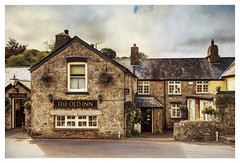 The Old Inn (NYRBlue94) Tags: theoldinn widecombe moor england pub pint tavern uk building stone hdr ale old inn