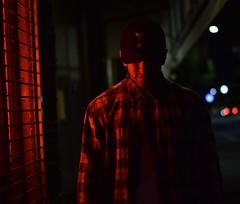 Stranger Things (Bik0Vik0) Tags: strangerthings chicago bull bulls jordan jumpman 23 light neon red black toro toros luz rojo negro ブル 光 赤 黒 ネオン