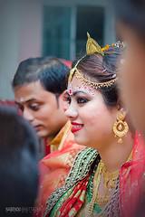 T H E B R I D E (NabenduBhatt Photography) Tags: bride wedding bengali candid