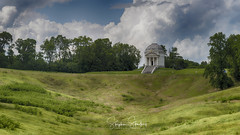 Illinois Memorial - Vicksburg National Military Park (stephenstookeyphotography@gmail.com) Tags: vicksburg civilwar battlefield memorial illinois illinoismemorial mississippi grass green trees clouds sky blue grant union confederate troops lines battle