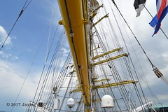 El Velero Rumano Mircea es un velero del tipo barca de tres mástile  (62) (javier_cx9aaw) Tags: elero rumano mircea