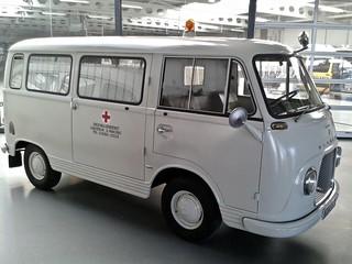 1953-1965 FORD Taunus Transit Ambulance