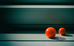 Spheres (Dan Haug) Tags: window sill abstract cherrytomato shadow sphere telephoto xf50140mmf28rlmoiswr xf50140mm xt2 fujifilm