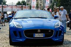 Jaguar F Type V8 S  (front) (an4cron) Tags: auto 2017 jaguar motor ftype car concept s torino parcodelvalentino salone v8 show