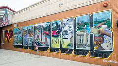 """I Love The Bronx"" Mural, Foxhurst, New York City (jag9889) Tags: 2017 20170608 allamericacity bg183 bio bronx foxhurst graffiti graffitiartist how love mural muralist nosm ny nyc newyork newyorkcity nicer outdoor painting simpsonstreet streetart tagging tatscru thebronx themuralkings usa unitedstates unitedstatesofamerica wall jag9889 us"