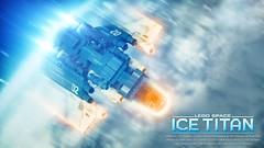 ICE Titan (Legoloverman) Tags: lego space ice icetitan legospace