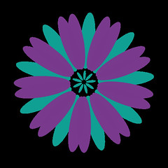 flower 433 icon (kwippe) Tags: icons clipart vector