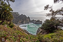 Big Sur Coastline California (randyandy101) Tags: beach bigsur bluesky bigsurhighway blue bay bluffs californiacentralcoast california coast clouds coastline cliffs carmel juliapfeifferburns juliapfeifferburnsstatepark sky sea seascape surf sand sun sunset shoreline shore seaside seafoam shimmering seaweed reflection trees mcwaywaterfall photography panorama vista view ocean outdoors outdoor offshore waves water whitewater whiteclouds