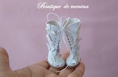 Dolls! (Boutique de menina) Tags: borboletas blythe bjds bonecasarticuláveis barbie bonecas colecionadores criança calçado bota taeyang pullip pureneemo pn