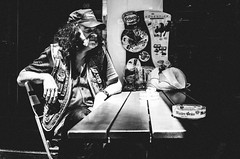 frisco extreme (matthias hämmerly) Tags: candid street streetphotography shadow contrast grain ricoh gr black white bw monochrom monochrome city town urban blackandwhite strasse people man monochromphotography einfarbig personen silhouette zuerich sun rocker swiss switzerland